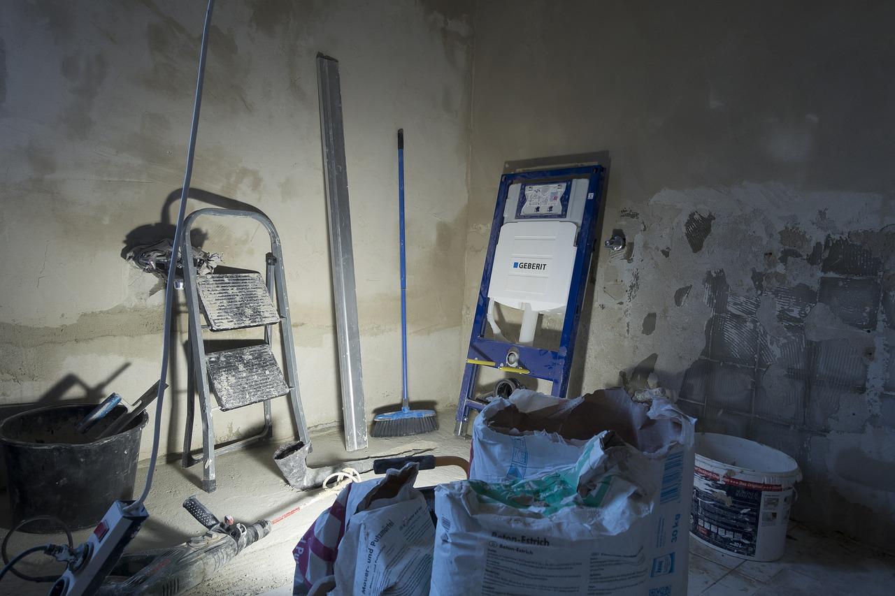 Iniekcja krystaliczna - izolacja domu